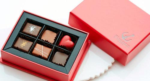 可愛いチョコレート