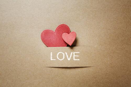 loveの文字