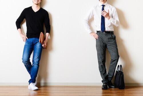 モテる男の服装の特徴